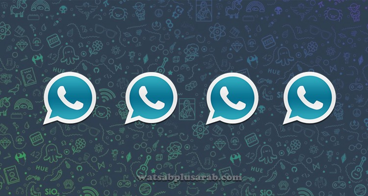 4 نسخ واتس اب بلس +Whatsapp